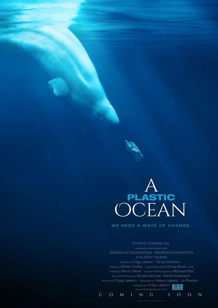 A Plastic Ocean (2016)
