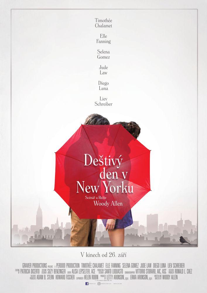 Deštivý den v New Yorku (2019)