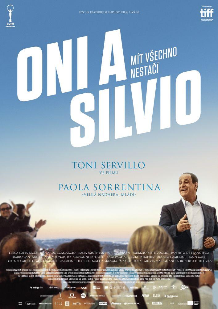Oni a Silvio (2018)