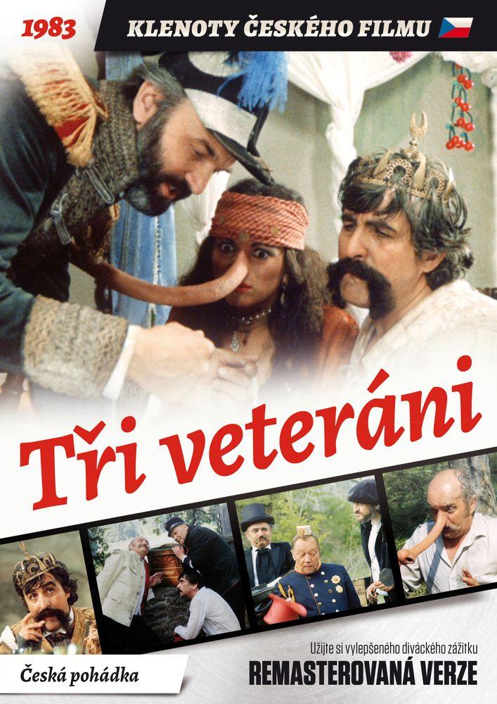 Tři veteráni (1983)
