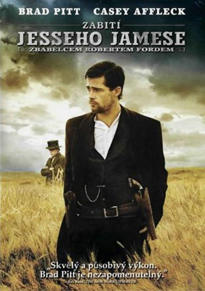 Zabití Jesseho Jamese zbabělcem R. Fordem (2007)